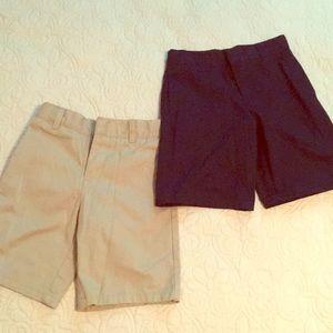 Size 6 French toast dress shorts